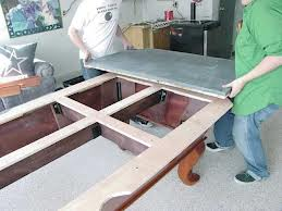 Pool table moves in Miami Florida