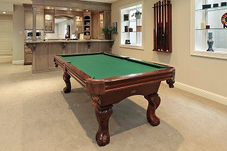 pool table room sizes chart in Miami content image1