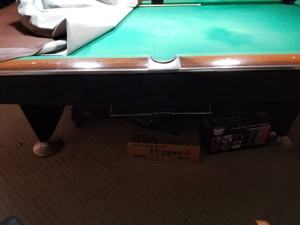 Pool Tables For Sale In Florida Miami Pool Table Movers Miami - Brunswick 7ft pool table