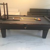 Olhausen Wellington 8ft. Billiards Table in Like New Condition