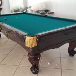 9' Brunswick Orleans Pool Table