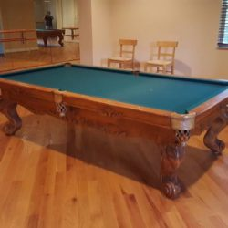 Connelly 9 ft Champioinship Pool Table