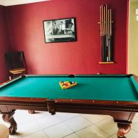 7' Pool Table For Sale