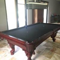 C.L. Bailey Pool Table For Sale
