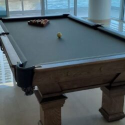 Brunswick Balke Collender Co. Pool Table (Billiard) LIMITED EDITION